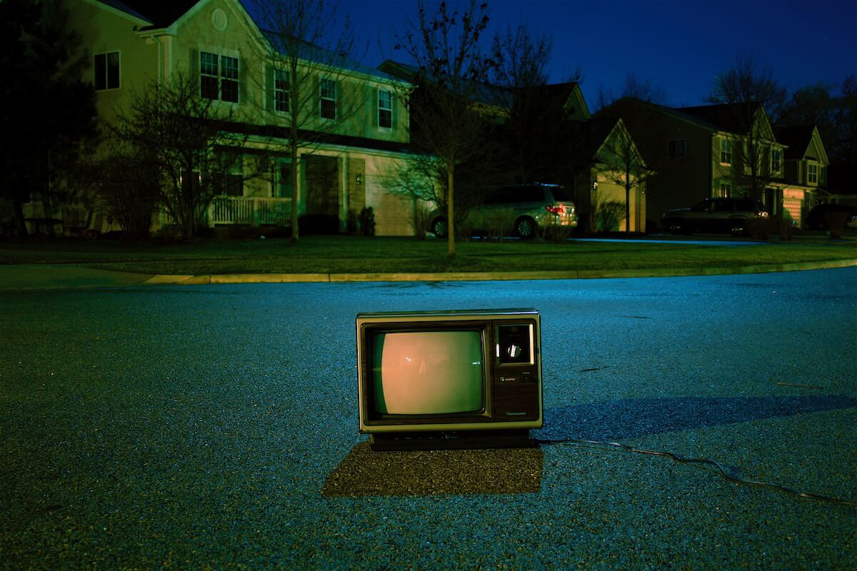 【注意】テレビを見てたらバカになるのは当然